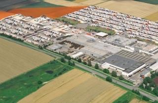 Когель розширює об'єми виробництва. Інвестиції в завод в Буртенбасі