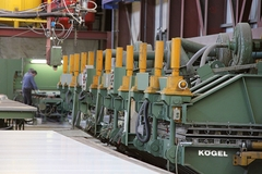 Kögel приобретает центр производства сэндвичпанелей