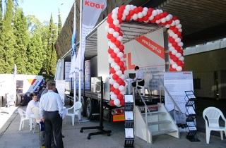 Прем'єра від KÖGEL на XIII Міжнародній конференції АсМАП у Ялті