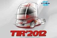 8-й Київський Міжнародний салон вантажних та комерційних автомобілів TIR'2012