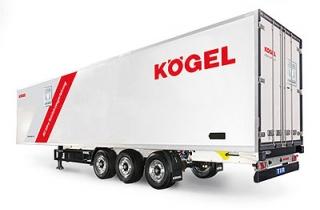 Переваги рефрижераторного напівпричепа KÖGEL SV 24 PurFerro