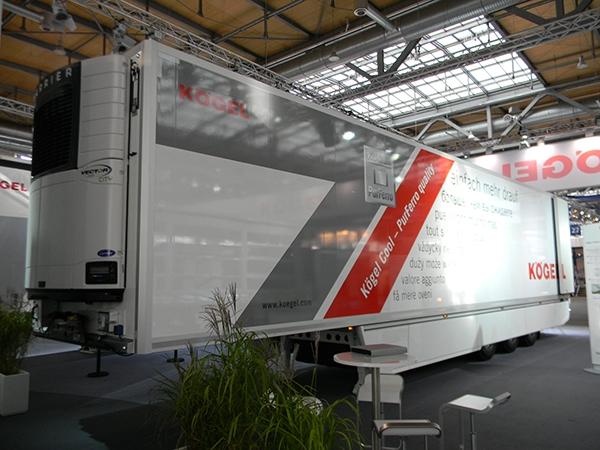 Холодильник фургон Cool-PurFerro